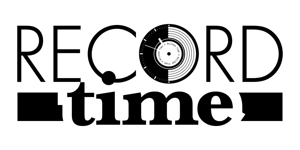 This is a logo I created for a buddy of mine that turns old records ...
