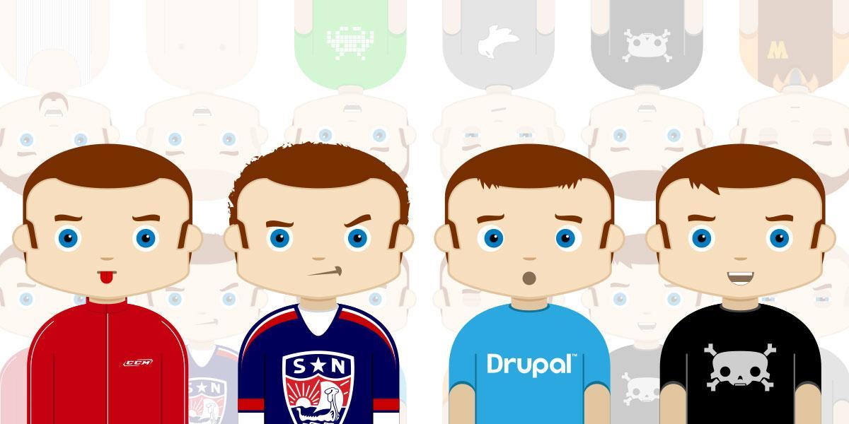 www.garald4.com Avatars